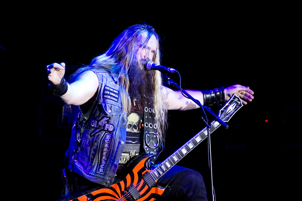 Zakk Wylde - Metal All Stars
