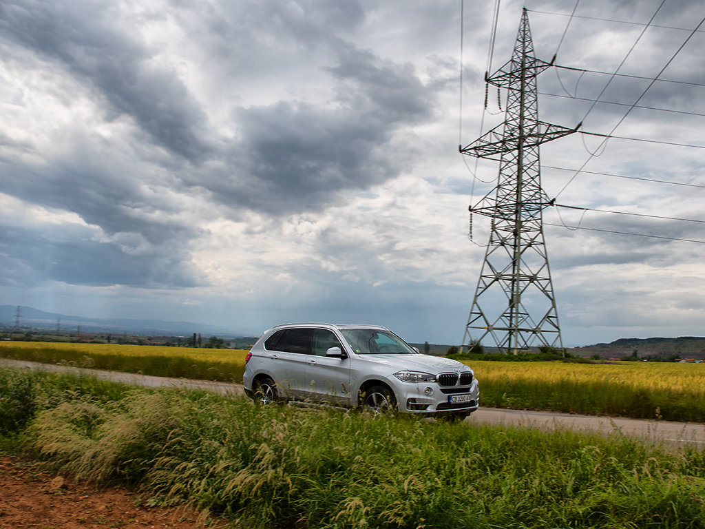 BMW X5 Hybrid