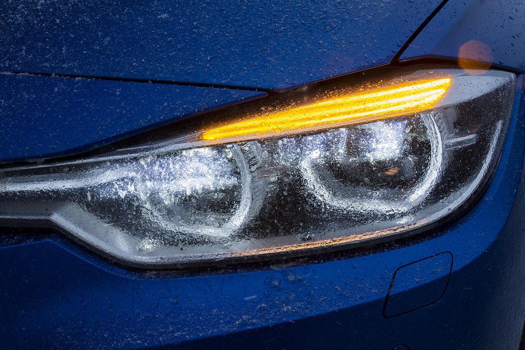 BMW 330 Test Drive for Actualno.com